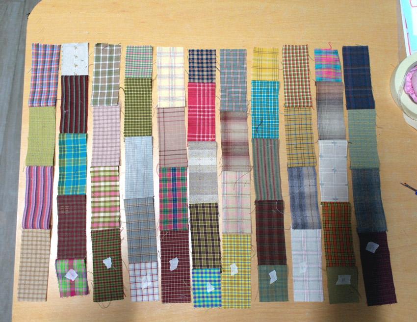 Boston bag patchwork tutorial diy tutorial ideas - Cojines de patchwork ...