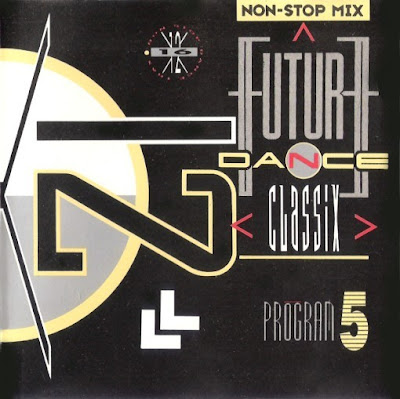 Future Dance Classix Program 5 (1992) non-stop dance trax CD Set Electro Hi-NRG Eurobeat Italo New Beat House Rap 90's