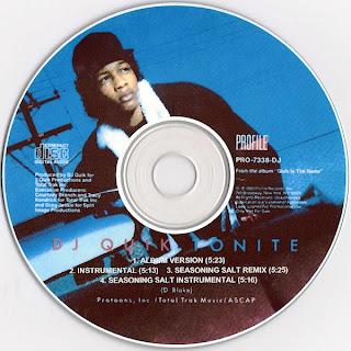 Dj Quik – Tonite (Promo CDM) (1991) (192 kbps)