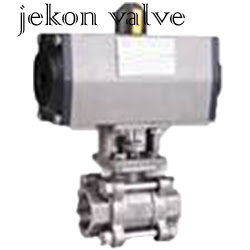 Pneumatic Actuator Ball Valve india