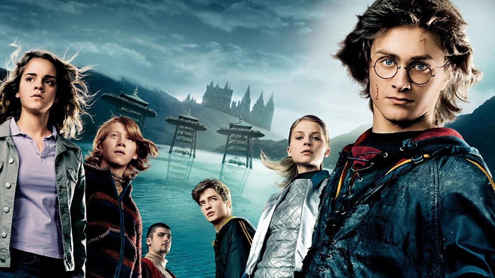 Harry Potter and the Goblet of Fire HD Poster