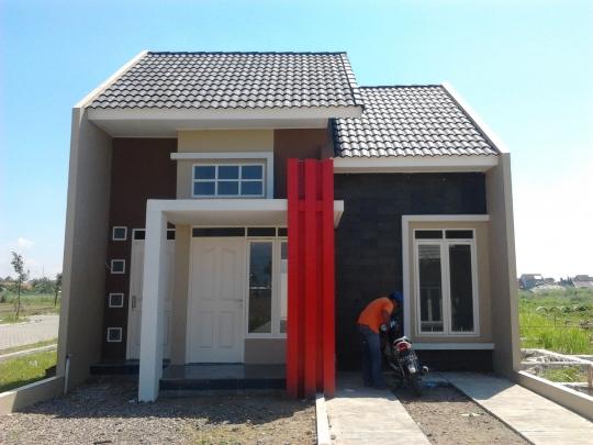 contoh desain rumah minimalis tipe 45 contoh denah rumah minimalis