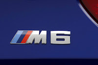 new 2012 BMW M6 Convertible F13 badge emblem logo original picture