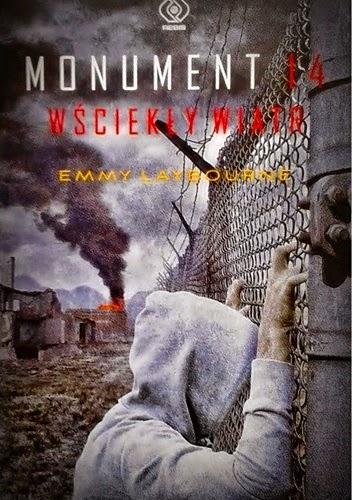 """106. """"Monument 14. Wściekły wiatr"""" Emmy Laybourne"""