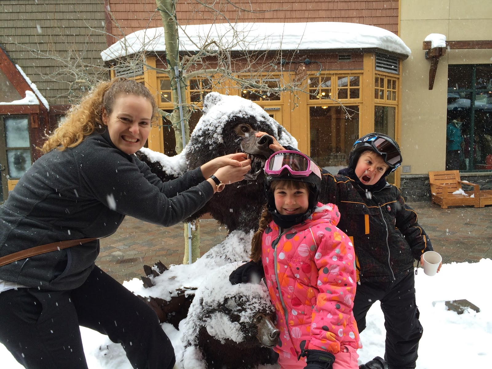 Mammoth Mountain family Ski trip! www.HealthyFitFocused.com