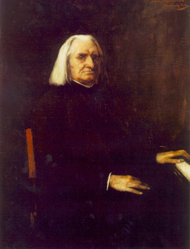 Liszt Ferenc movie