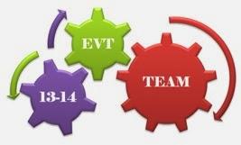 Logo de EVT TEAM