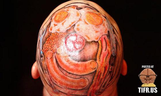 Alfa Img  Showing &gt I Love Bacon Tattoo