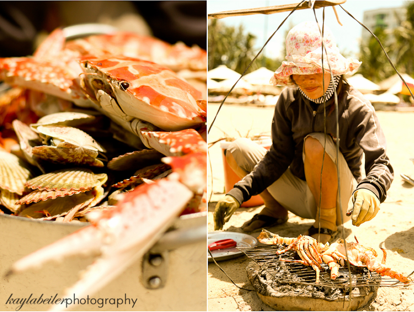 vietnam seafood photo
