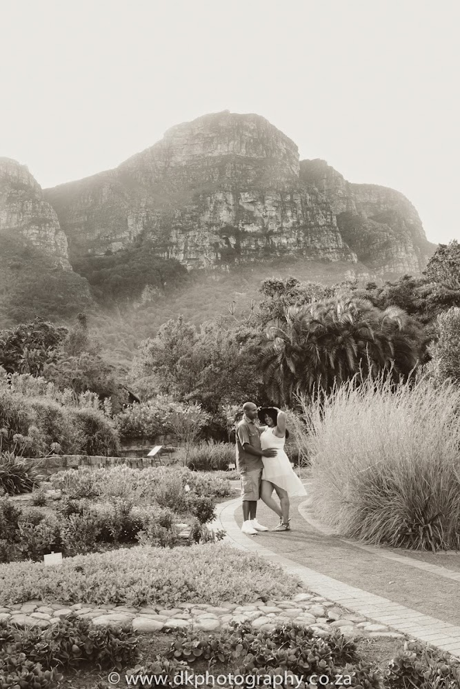 DK Photography DSC_5414 Preview ~ Nicole & Earl's Engagement Shoot in Kirstenbosch Botanical Gardens  Cape Town Wedding photographer