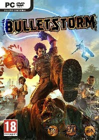 Download BulletStorm PC + Crack