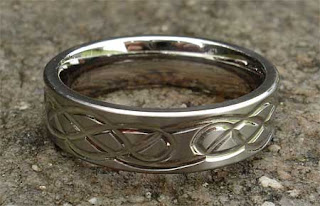 Best Wedding Rings Amazing Celtic Titanium Wedding Rings