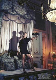 Beyonce-HB-6 >Beyoncé en couverture du UK Harper's Bazaar September Issue