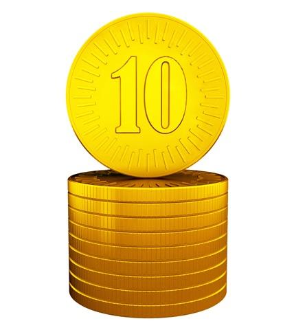 Заработать 10 рублей в интернете