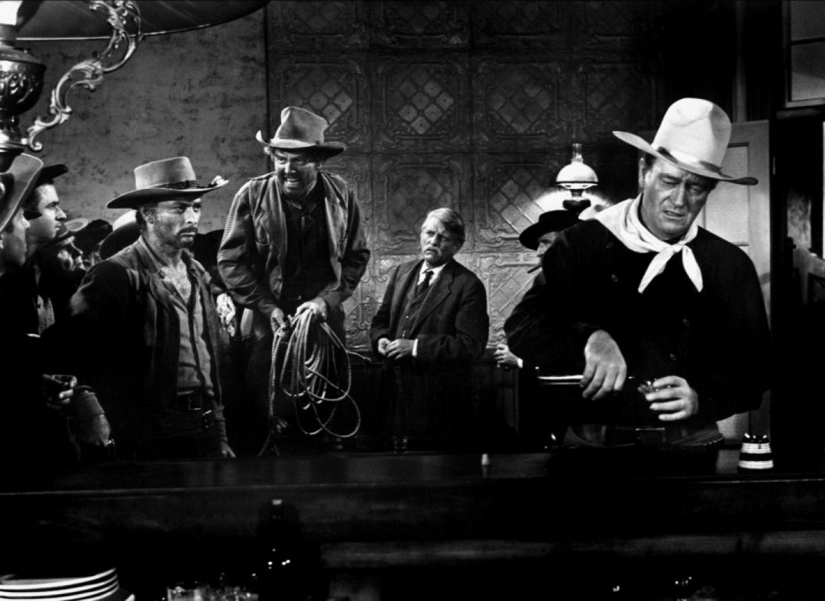 Cranes Are Flying The Man Who Shot Liberty Valance