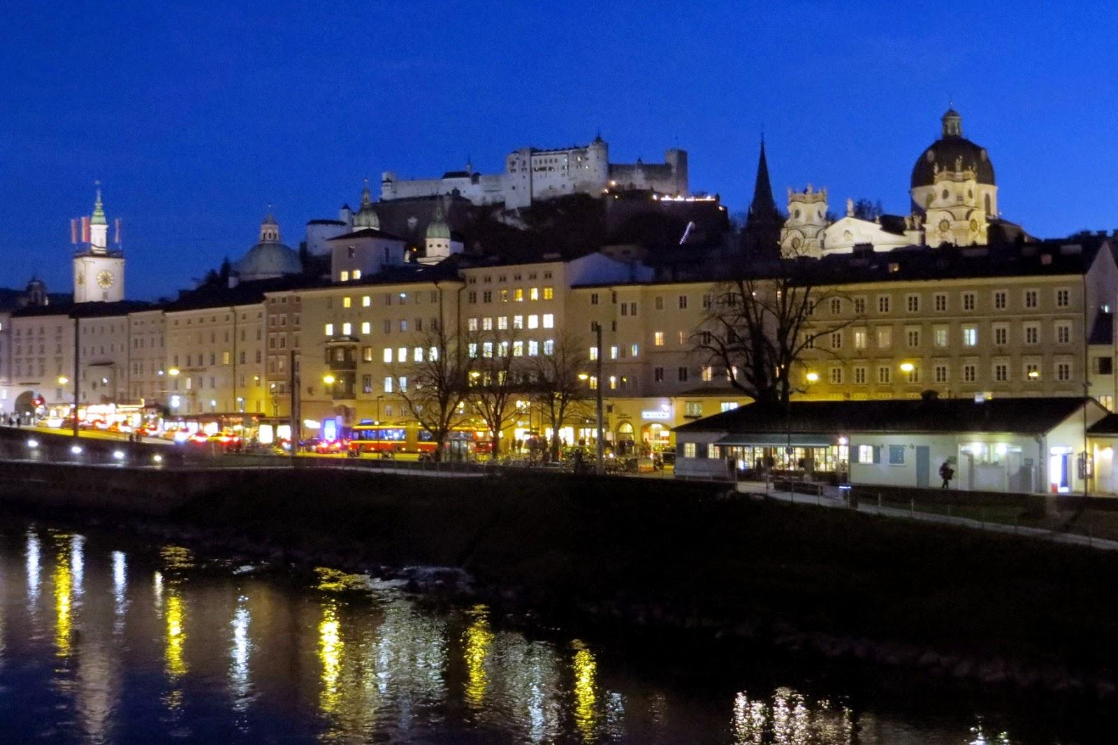 Cosa vedere a salisburgo in un giorno un itinerario nella for Giardino di ninfa cosa vedere