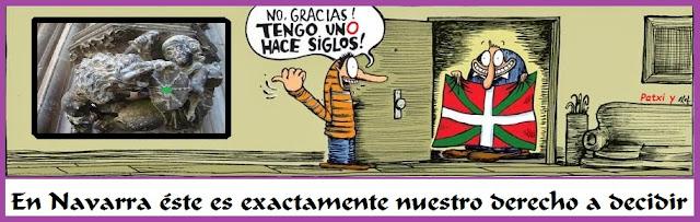 Navarra: El derecho a decidir