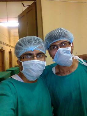 As a Surgeon