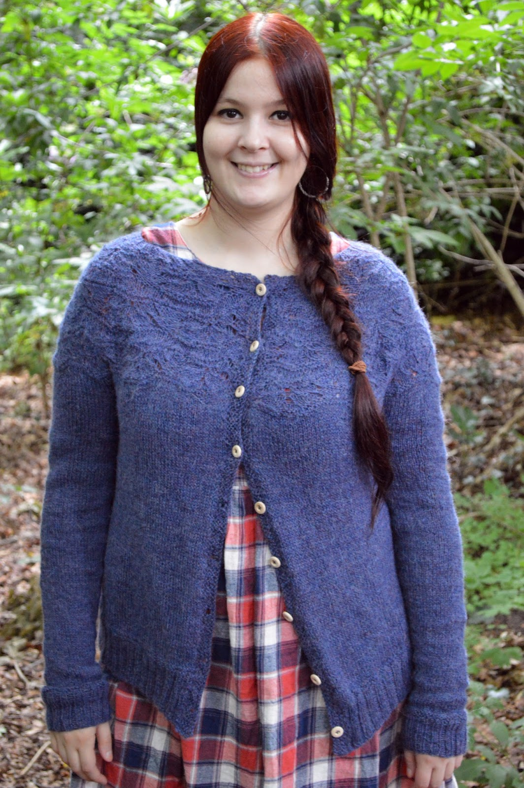 Sibella Cardigan - What\'s In A Treehouse