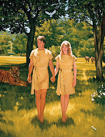 Adam and Eve coats of skins lds
