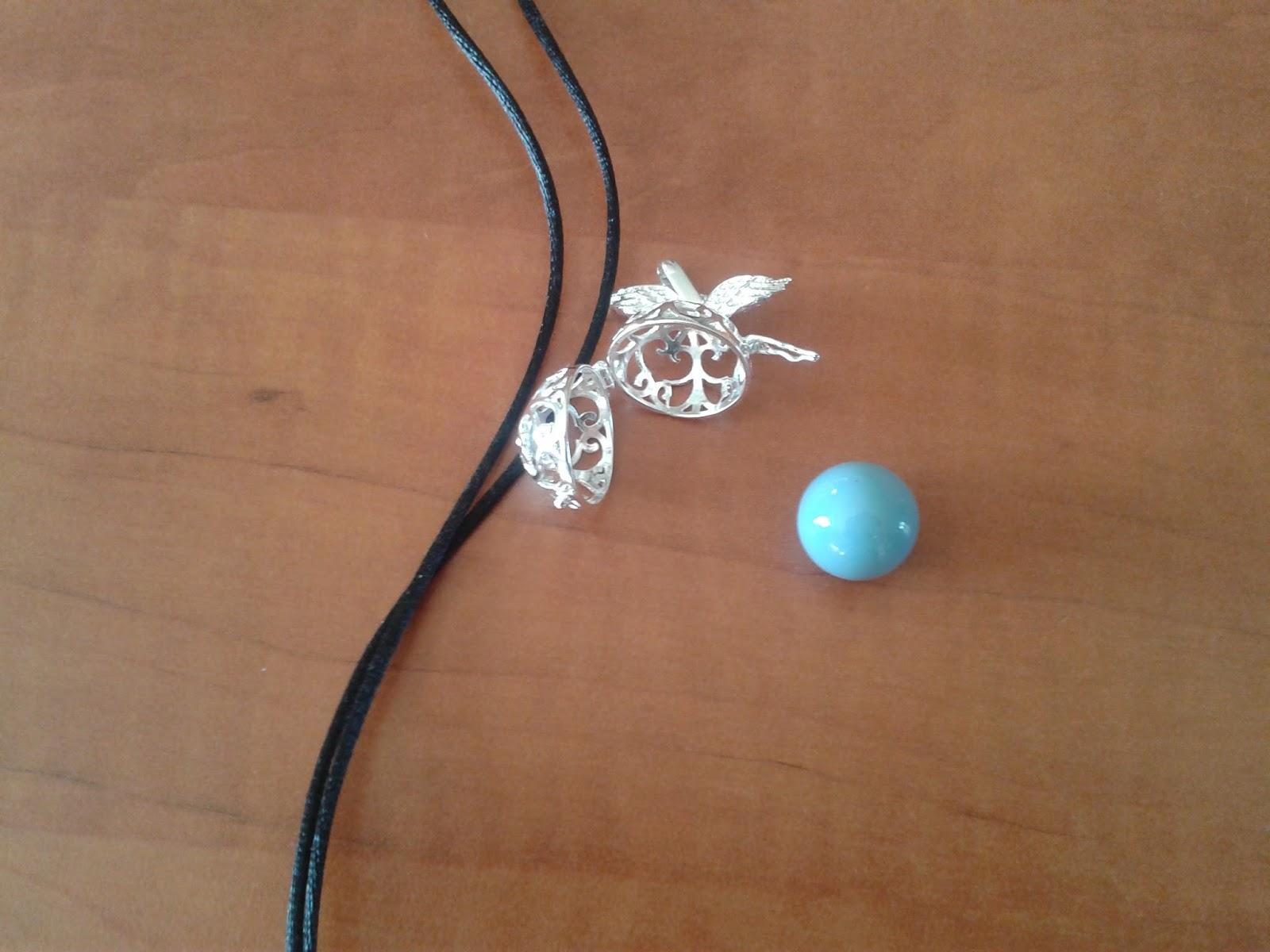 perles et cie mon bola de grossesse. Black Bedroom Furniture Sets. Home Design Ideas
