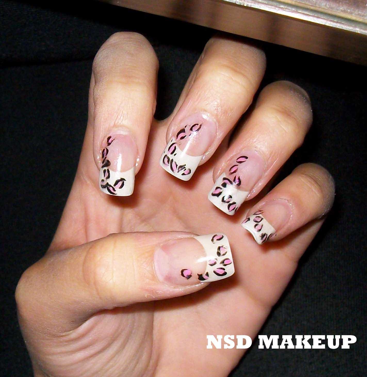 NSD Makeup Uas de porcelana VII