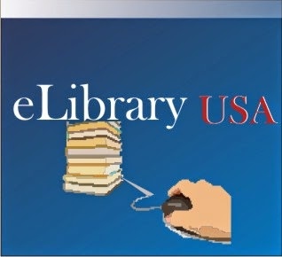 Online Resource eLibraryUSA Availible at our Center!