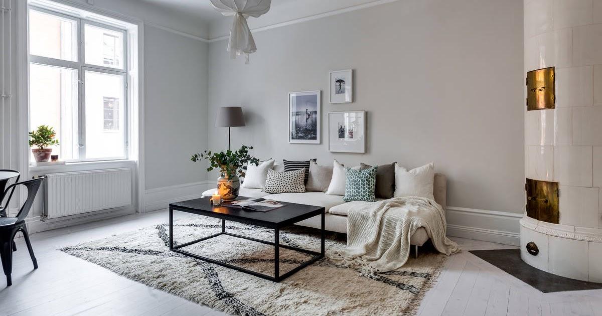Stockholm vitt interior design for New england interior designs