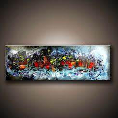 Original Cityscape Paintings