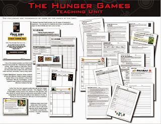 The Hunger Games Novel Unit