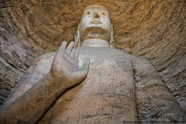 Yungang Grottoes china
