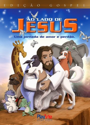 capa Download – Ao Lado de Jesus – DVDRip AVI Dual Áudio + RMVB Dublado