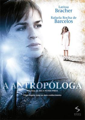 Filme Poster A Antropóloga DVDRip XviD & RMVB Nacional
