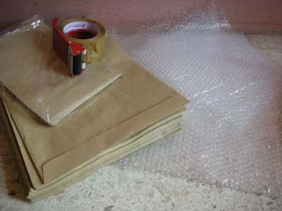 safety packing BUKTI PENGIRIMAN