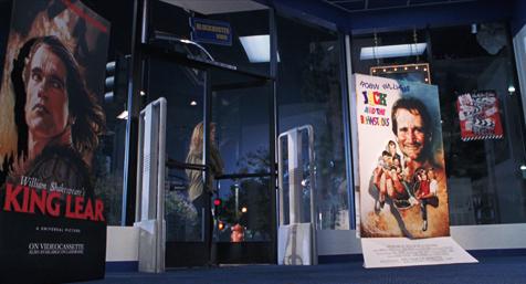El Rey Lear con Arnorld Scharzenegger, y Jack y las habichuelas magicas en El mundo perdido. Jurassic Park - Cine de Escritor