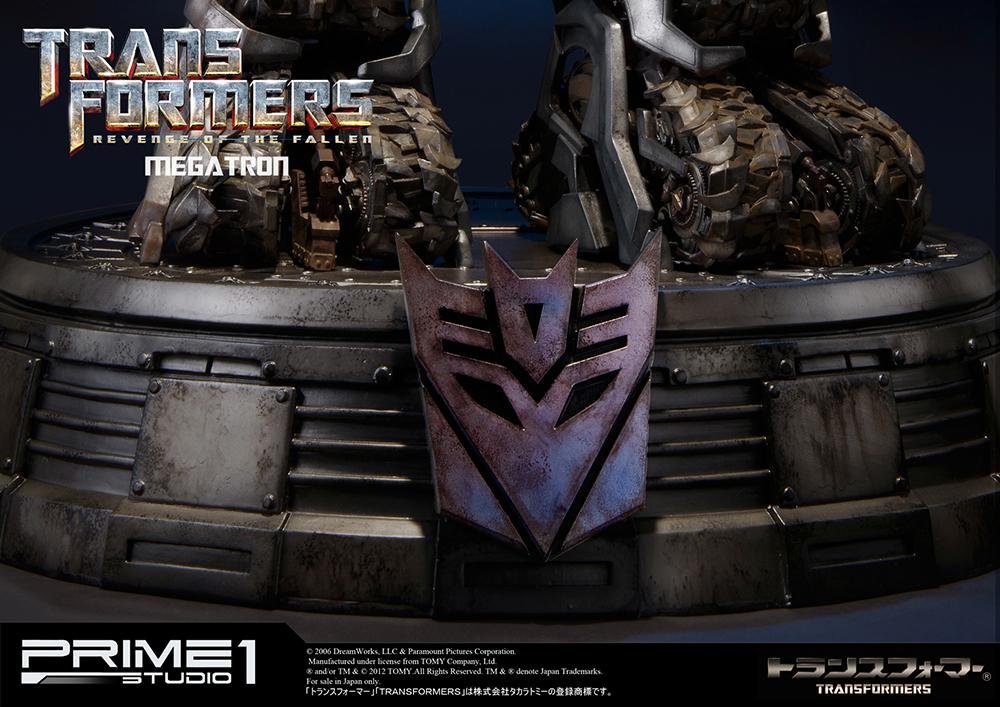 [Prime1Studio] Transformers: Revenge of The Fallen: Megatron Polystone Statue 1363962944_20