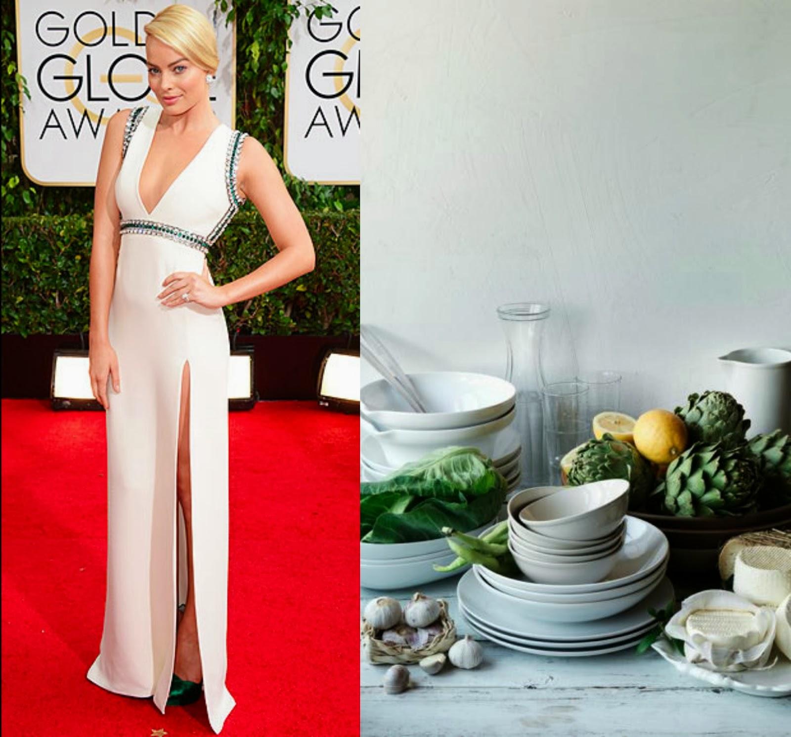 Margot Robbie Golden Globes 2014
