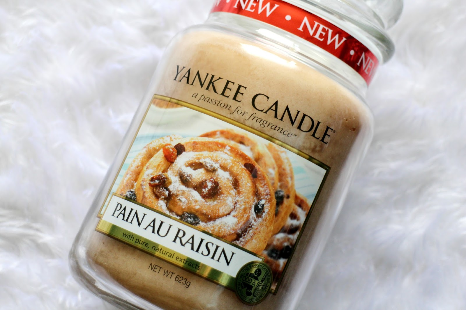 Yankee Candle Pain Au Raisin Review