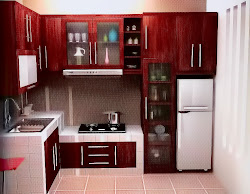 Kitchen set  murah hanya Rp 10 Jt