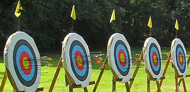 Use Archery Equipment