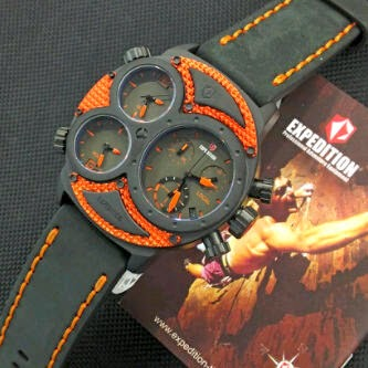 Jam Tangan Expedition E6619 MT Orange