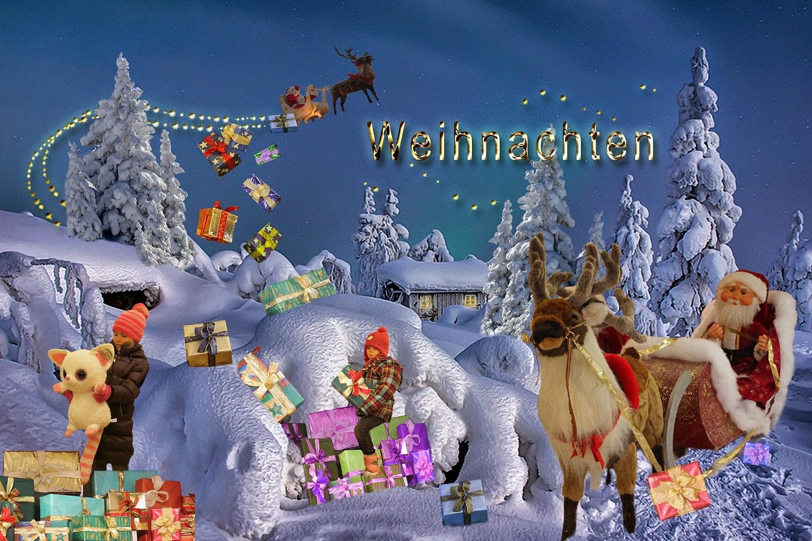 Frohe Weihnachten 2014 Wünsche