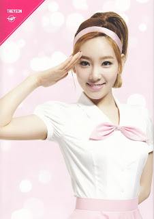 SNSD Taeyeon 2013 Girls' Generation World Tour Girls & Peace