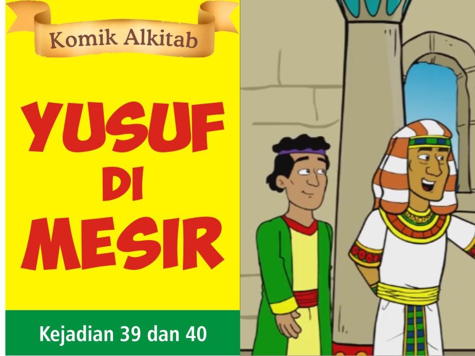 Yusuf di Mesir