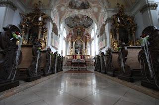 Catholic church St. Martin Garmisch