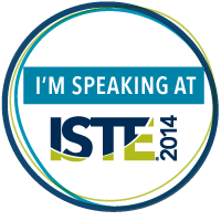 Meet me at ISTE 2014!
