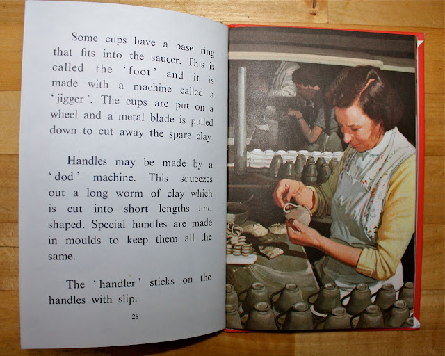 Ladybird Tuesday The Pottery Makers