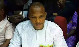 Nnamdi Kanu's brother denies rumour linking him to Monkey pox virus