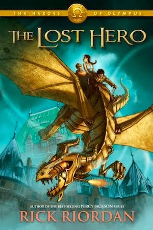 The Lost Hero (Book 6)