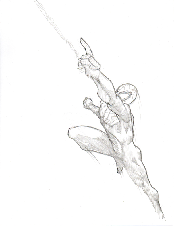 ultimate spider man pencil drawing 28 minutesHow To Draw Ultimate Spider Man